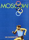 Moscow XXII Olympiad 1980