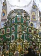Іконостас Троїцької церкви