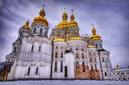 Культові споруди України