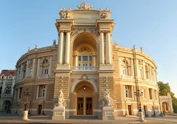 Оперний театр в Одесі