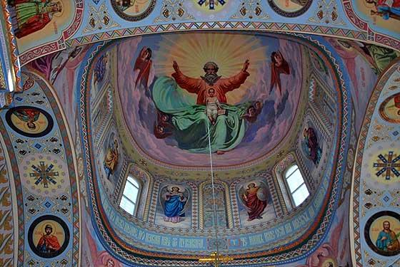 Троїцький собор Густинського монастиря