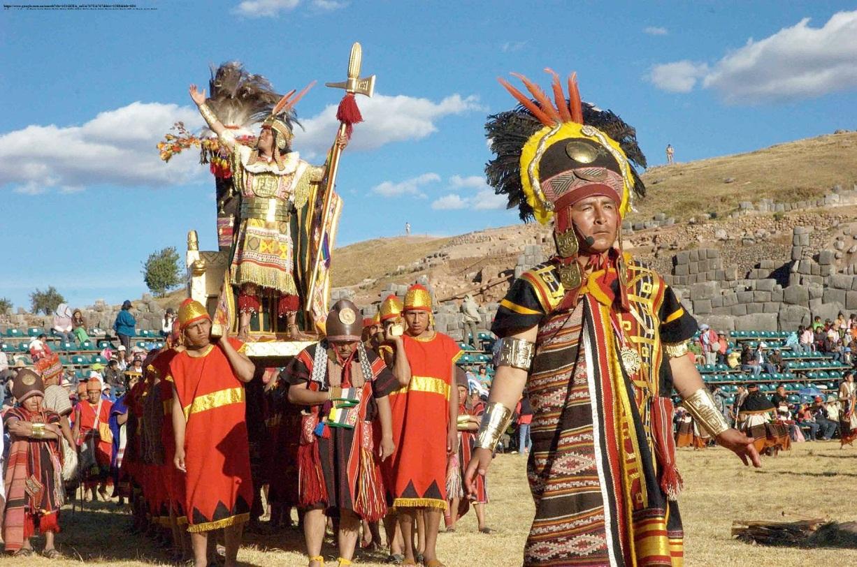 Тауантинсуйу –  «чотири сторони світу інків»
