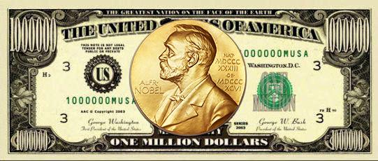 Секрети Нобелівської премії. Та хто ж такий Альфред Нобель?