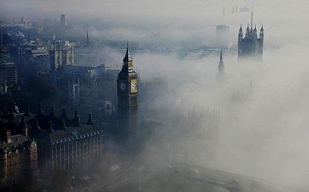 Чому Англію називають «Туманним Альбіоном»?